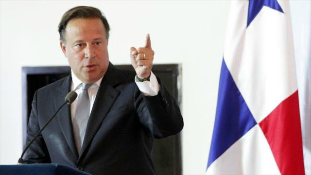 Presidente de Panamá admite que recibió fondos de Odebrecht