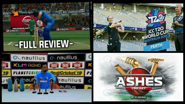Real cricket 19 New Mega Update