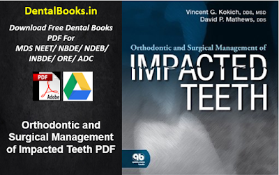 Orthodontic and Surgical Management of Impacted Teeth PDF