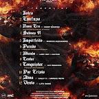 Mierques - Nova Era (Capa oficial) Tracklist