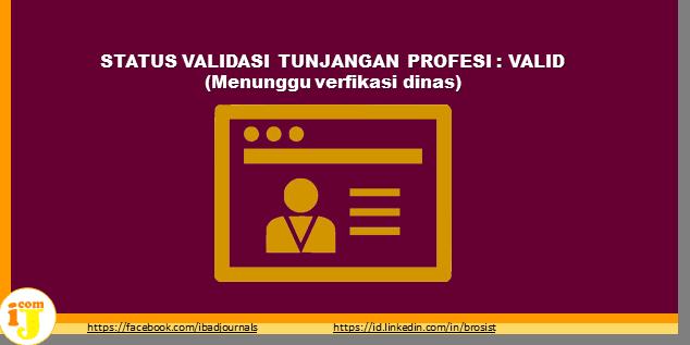 Cetak Validasi Info GTK Untuk SKTP 2021