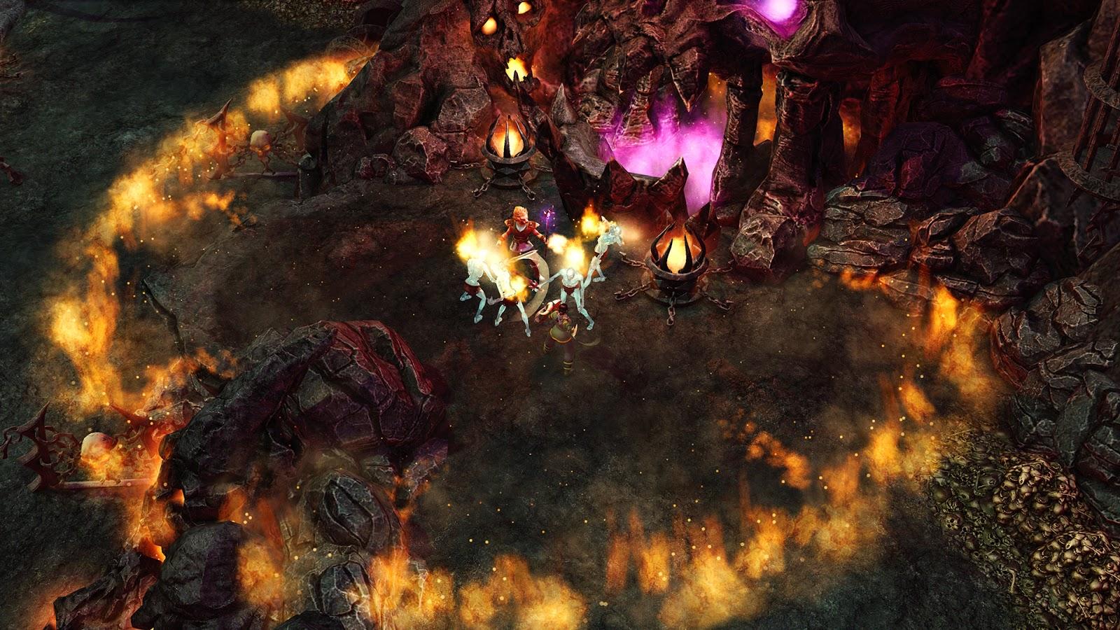 Titan Quest Anniversary Edition Atlantis PC ESPAÑOL (PLAZA) 6