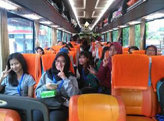 Bus Pariwisata Seat 50 Jogja