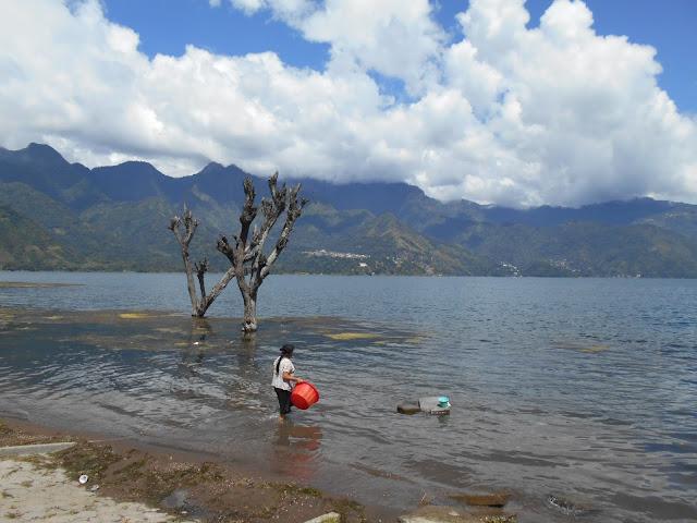 Lake Atitlan locals