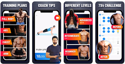 Keelo - Strenght HIIT Workouts