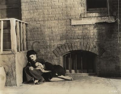 Modern times - Charlie Chaplin