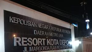 Para Wartawan Yang Tergabung Dalam Wadah Forum Wartawan Jakarta (FWJ) Indonesia Mendapat Perlakuan Tidak Menyenangkan Dari Beberapa Oknum Resmob Polres Depok (Pengusiran)