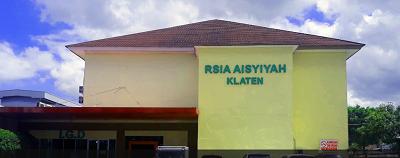 Jadwal Dokter RSIA Aisyiyah Klaten