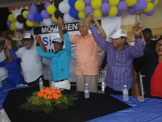 Dirigentes Casilla,,Minaya y Pineda abandonan PR M para respaldar a Guillén y a Gonzalo