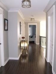 Gama de grises para tus paredes De andar por casas