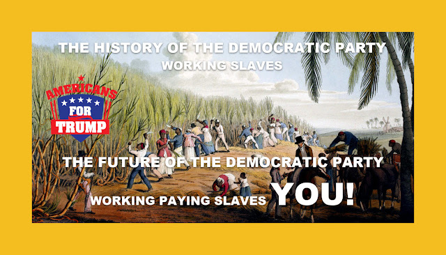 Memes: THE FUTURE OF THE DEMOCRATIC PARTY  WORKING PAYING SLAVES