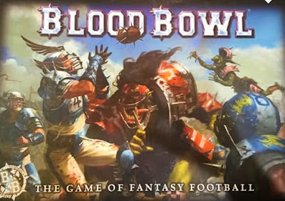 Image result for blood bowl board game
