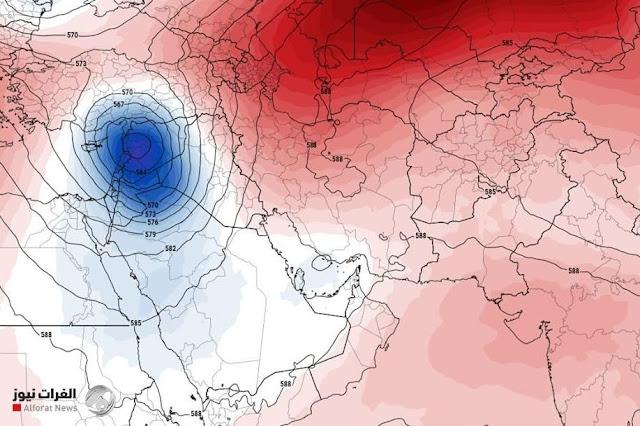 توقعات طقس العيد : عواصف ترابية وانخفاض بدرجات الحرارة؟