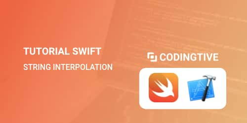 Tutorial swift string interpolation