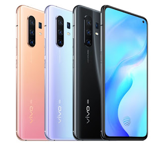 Vivo X30 And X30 Pro 5G Flagship Smartphone Special Features
