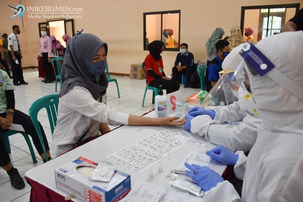 Tambahan Kasus, Lima Pasien Positif Covid-19 di Kebumen Jalani Isolasi Mandiri