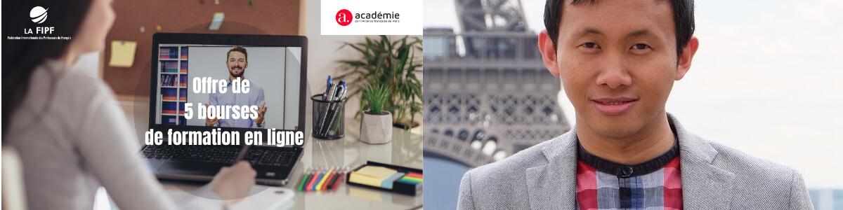 Retour d'expérience sur l'Académie de l'Alliance française de Paris