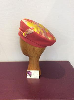 www.patouchechapeaux.com chapeaux de ville, cérémonie, mariée