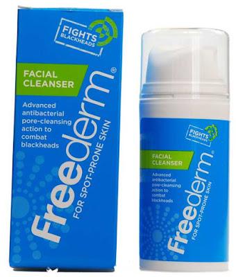 obat jerawat dan harga--Freederm Facial Cleanser