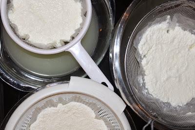 IMG 4736 - Homemade Ricotta Cheese