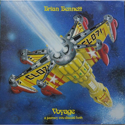 Brian Bennett – Voyage (a journey into discoid funk)