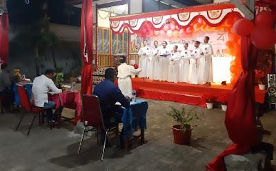 Rayakan HUT RI Ke-74, Gereja St. Mathias Saumlaki Gelar Lomba Paduan Suara Remaja