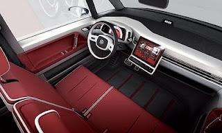 Volkswagen VW Bulli Interieur