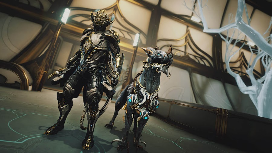 warframe empyrean frames and pets customization tennocon 2019 digital extremes switch pc ps4 xb1