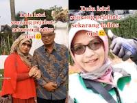 Viral Kisah Sedih Dulu Istri Pejabat, Sekarang Jadi Driver Ojol, Begini foto fotonya