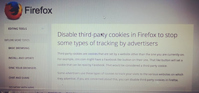 3rd Party Cookies How to disable or enable them in Firefox, Chrome, Safari, and Opera