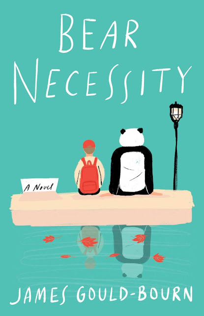 Book Review: Bear Necessity by James Gould-Bourn (5 Stars)