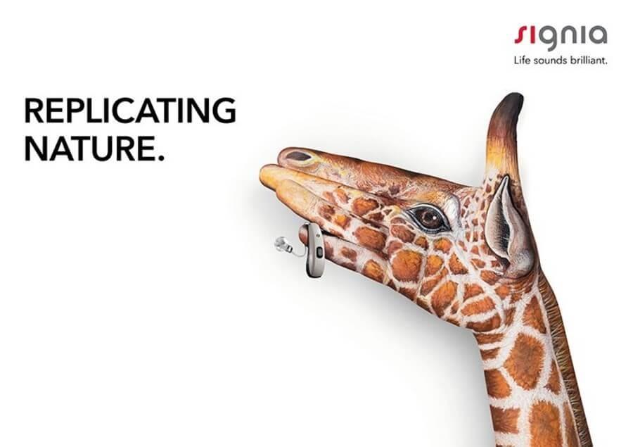 11-Giraffe-Guido-Daniele-Body-Painting-www-designstack-co