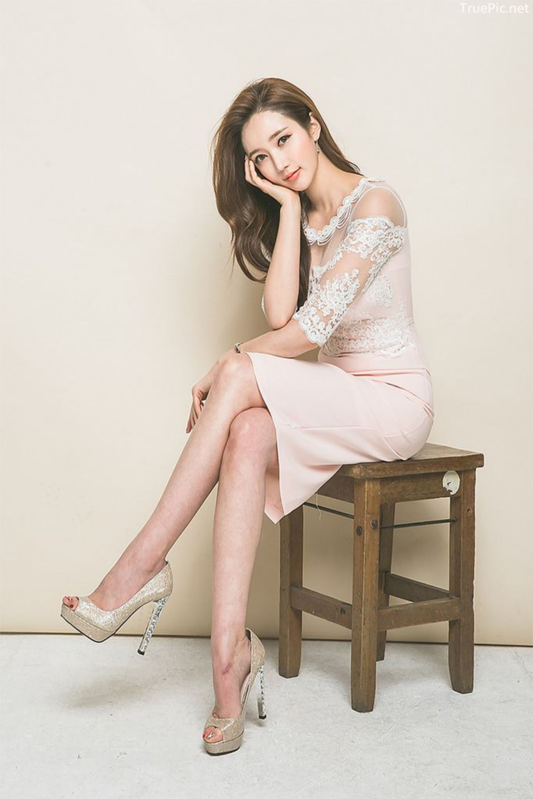Lee Yeon Jeong - Indoor Photoshoot Collection - Korean fashion model - Part 3 - Picture 5