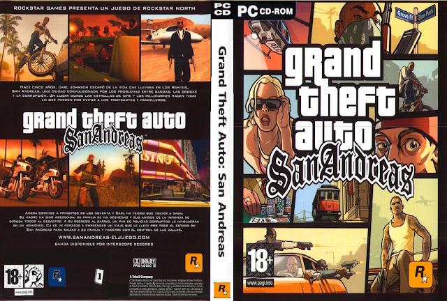 تحميل لعبة gta sanandrias 3 اخر إصدار 2016 الخاصة بالكمبيوتر