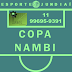 Futebol: Jogos da Copa Nambi são adiados por conta da chuva