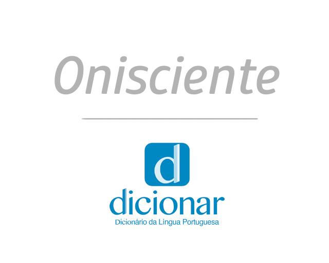 onisciente