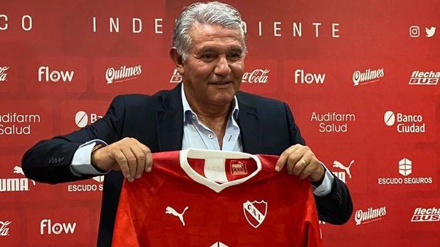 burruchaga manager