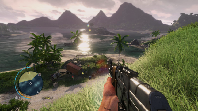"ScreenShot On ""Far Cry 3 Game For Pc"""