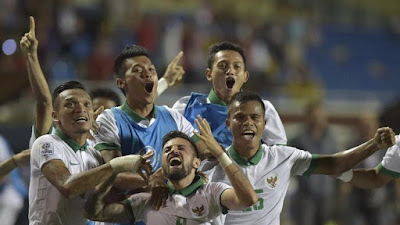 AFF Suzuki Cup, Piala AFF, Timnas Garuda, Indonesia ke final AFF, Timnas kalahkan Vietnam, gempa Aceh