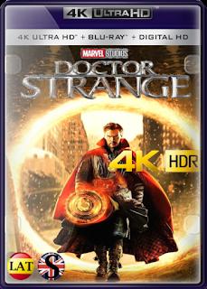 Doctor Strange: Hechicero Supremo (2016) 4K UHD HDR LATINO/INGLES
