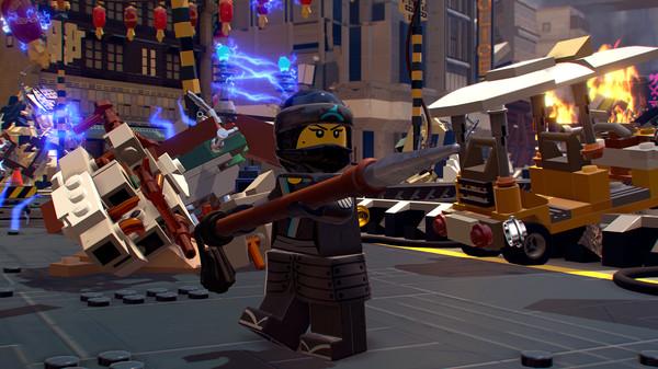 LEGO Ninjago Movie Video Game PC Full Version Screenshot 3