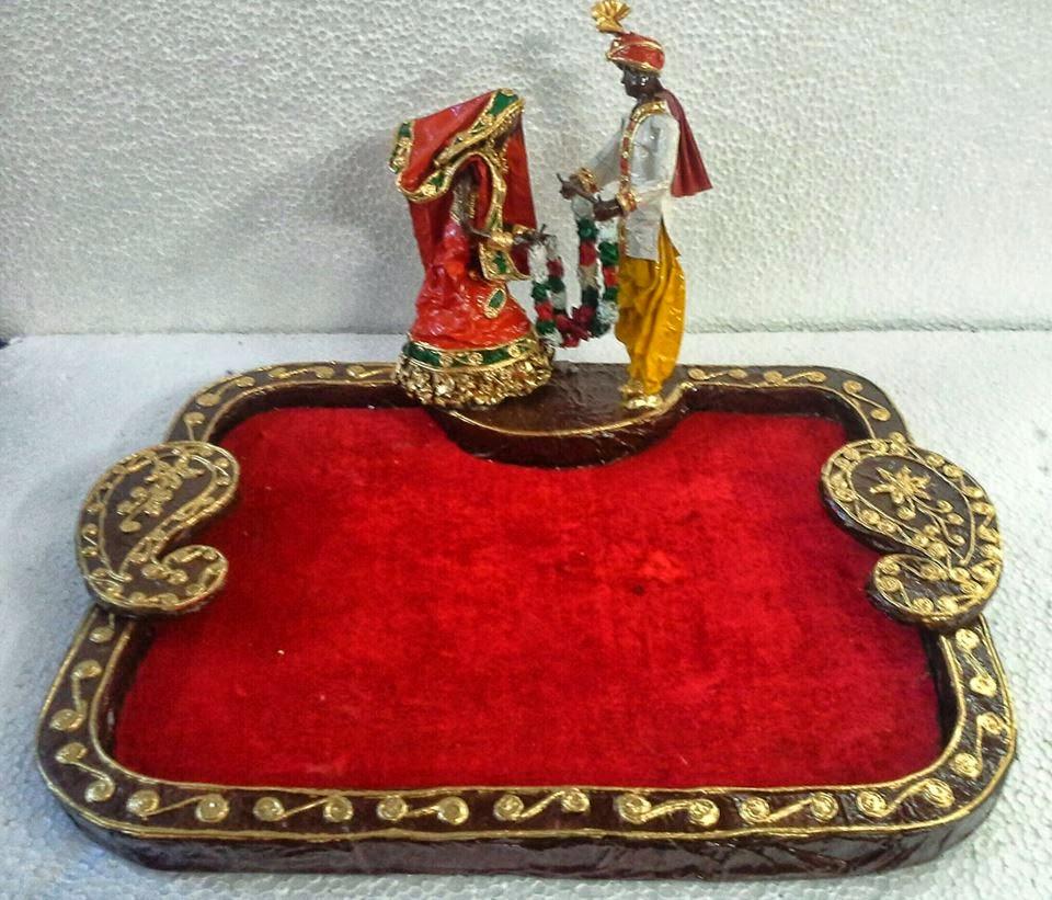 Indian Wedding Theme Trays