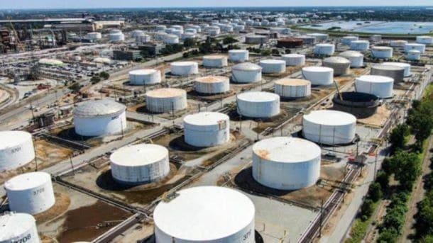 استمرار تراجع أسعار النفط لليوم الثالث علي التوالي