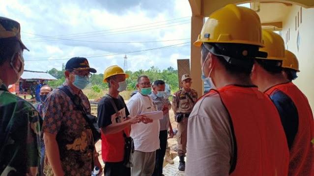 Camat Sidak Basecamp, 13 TKA Cina di Muaraenim Tak Pegang Surat Izin