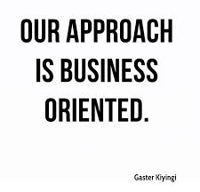 Oriented Quotes