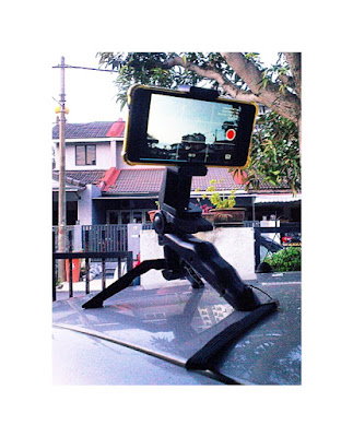 Nokia 3.1, Mobile Phone Holder Tripod Stand