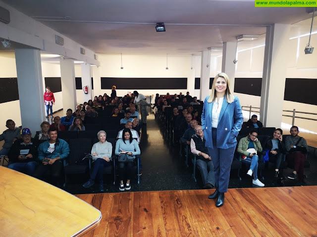 La Asociación Sociocultural Venezolano Canaria Salto Ángel agradece la colaboración e interés mostrado hacia la 7ª charla sobre extranjería