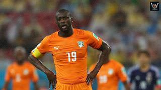 يايا توريه أفضل لاعب افريقي 4 مرات