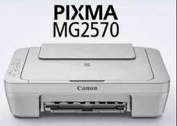Image Canon Pixma MG2570 Printer Driver