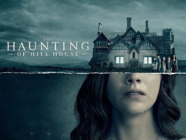 مسلسل The Haunting of Hill House
